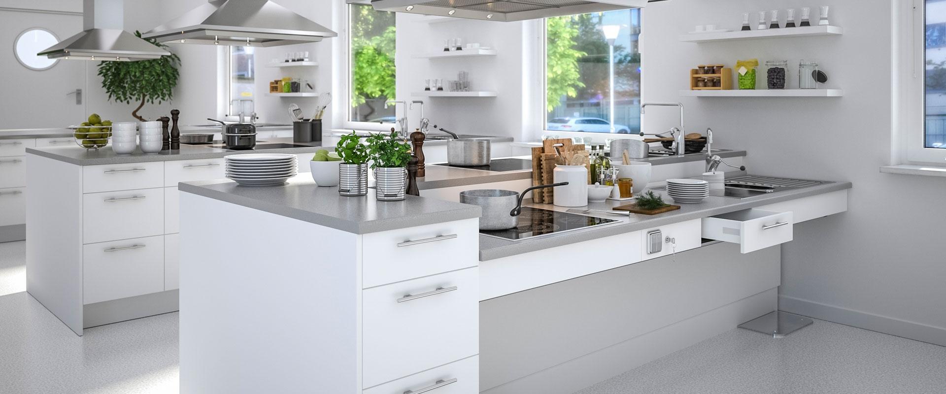 granberg deutschland gmbh barrierefreie k che. Black Bedroom Furniture Sets. Home Design Ideas
