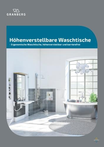 Granberg Höhenverstellbare Waschtische 2020