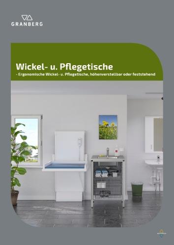 Granberg Wickel- u. Pflegetische 2020