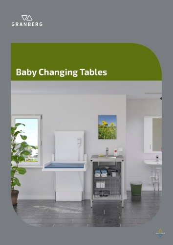 Granberg Baby changing tables 2019/20