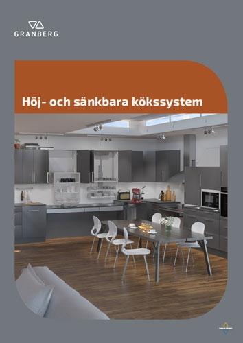 Granberg Höj- och sänkbara kökssystem 2020