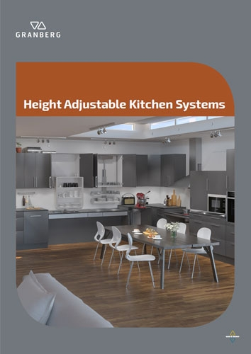 Granberg Height Adjustable Kitchen Lifting Systems 2021