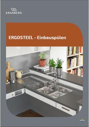 Granberg ERGOSTEEL - Einbauspülen