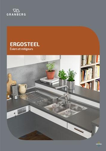 ERGOSTEEL - Éviers et mitigeurs