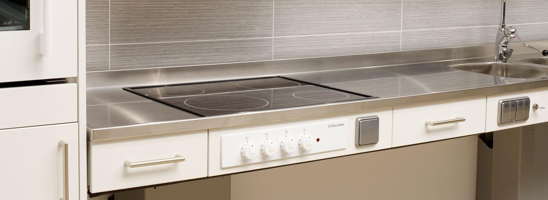 flache auflagesp len f r barrierefreie k chen sp len und. Black Bedroom Furniture Sets. Home Design Ideas