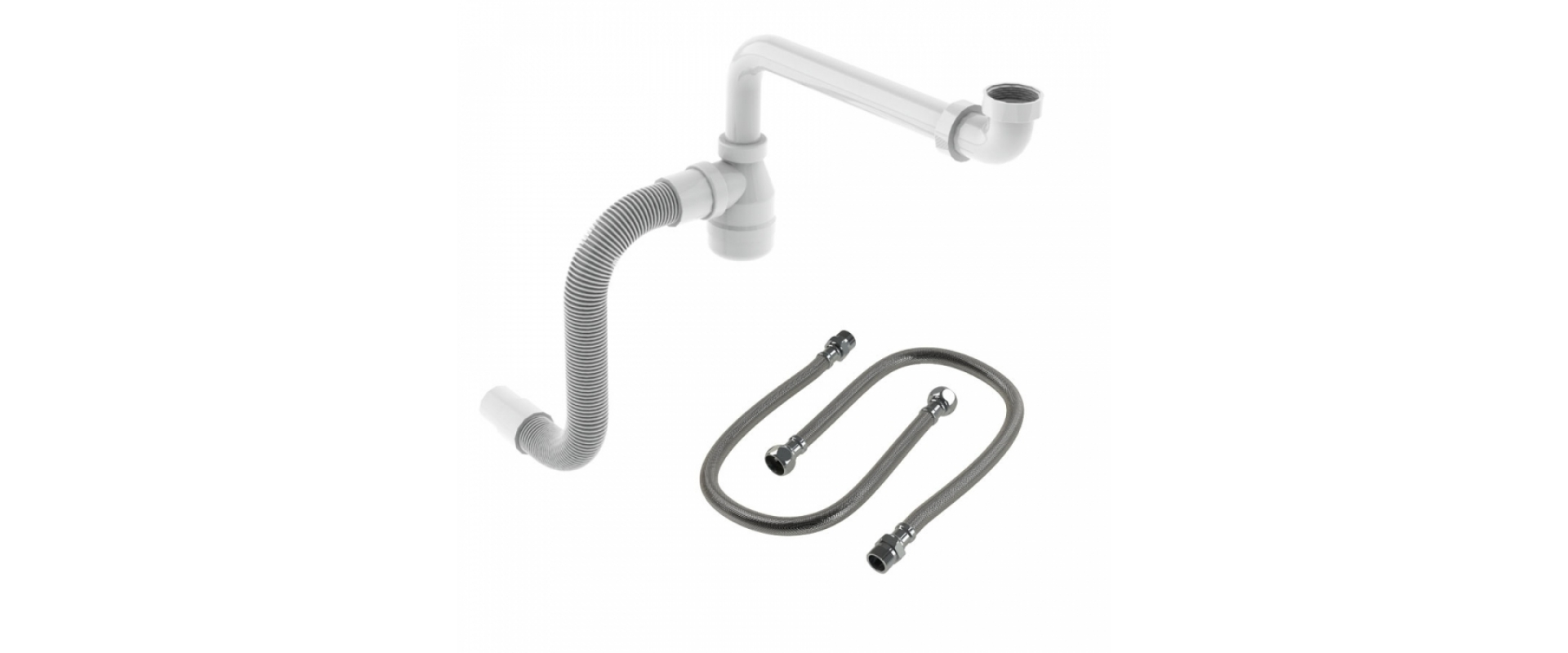 Flexible hoses for Washbasin lifts