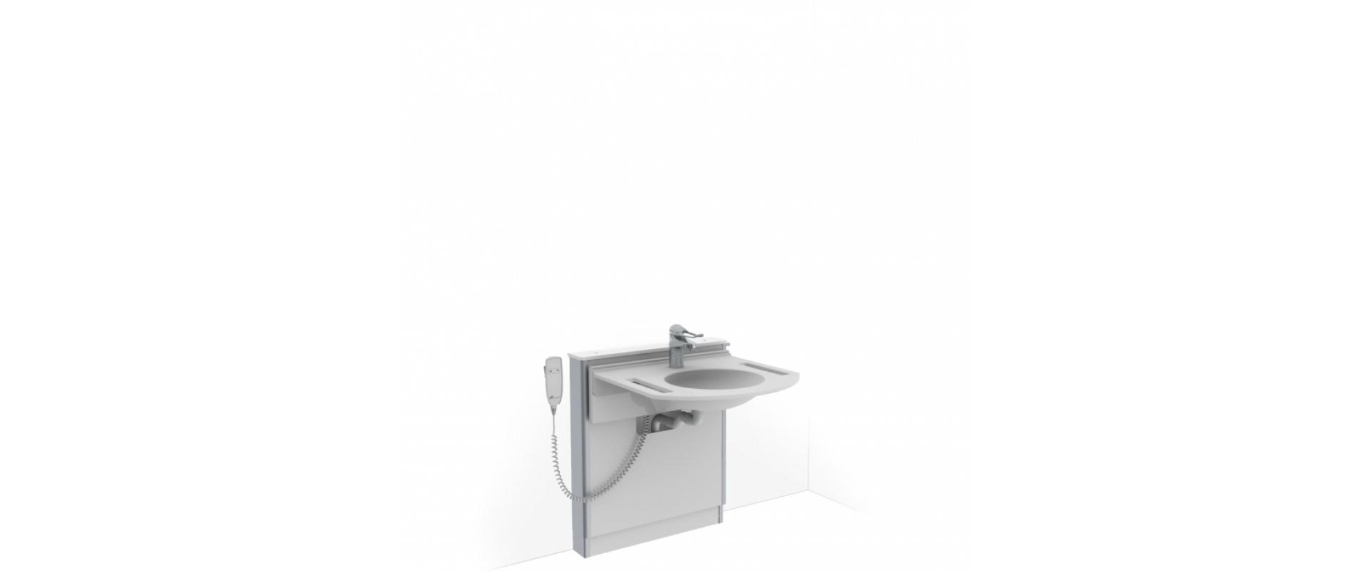 <b>Tvättställsmodul BASICLINE 415-15</b>