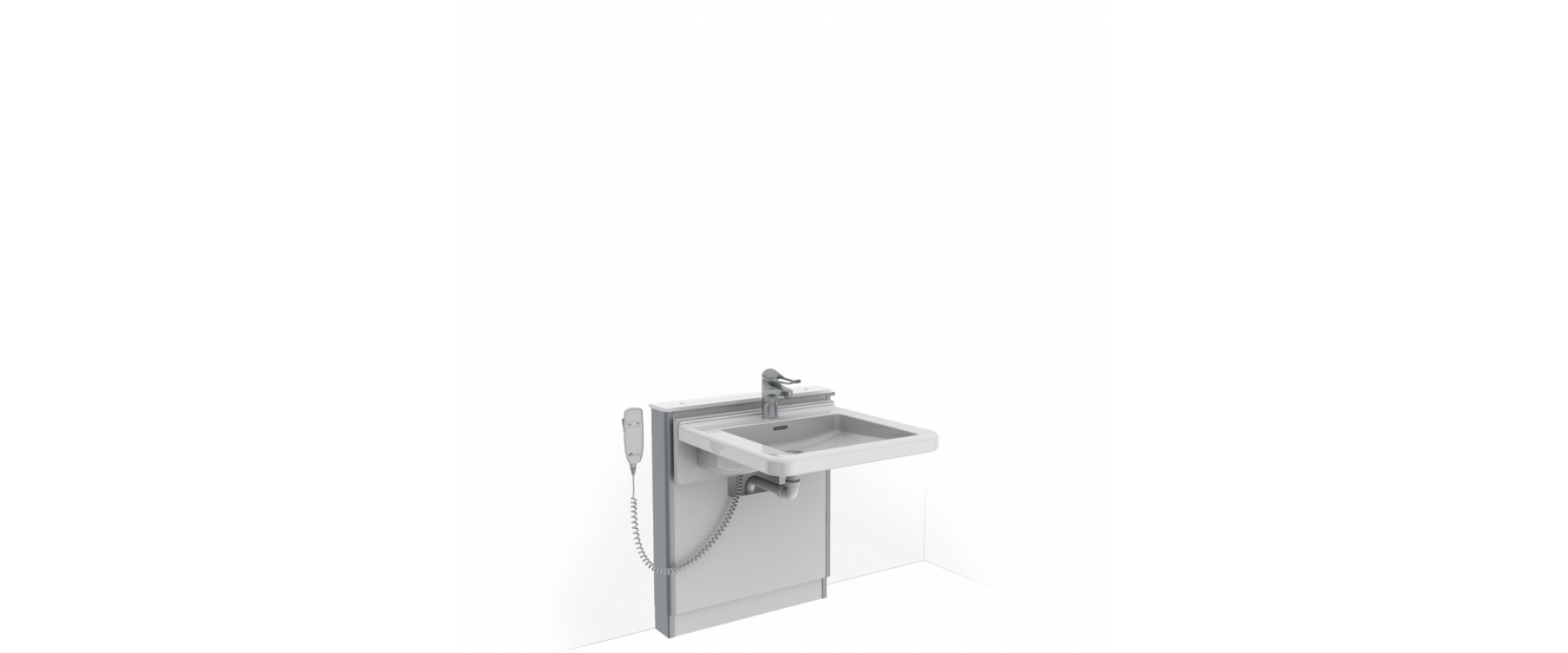 <b>Tvättställsmodul BASICLINE 415-10</b>
