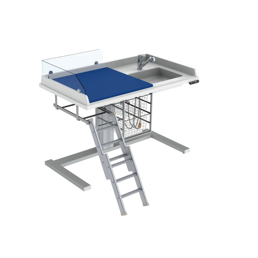 Baby changing table 333 - Standard model