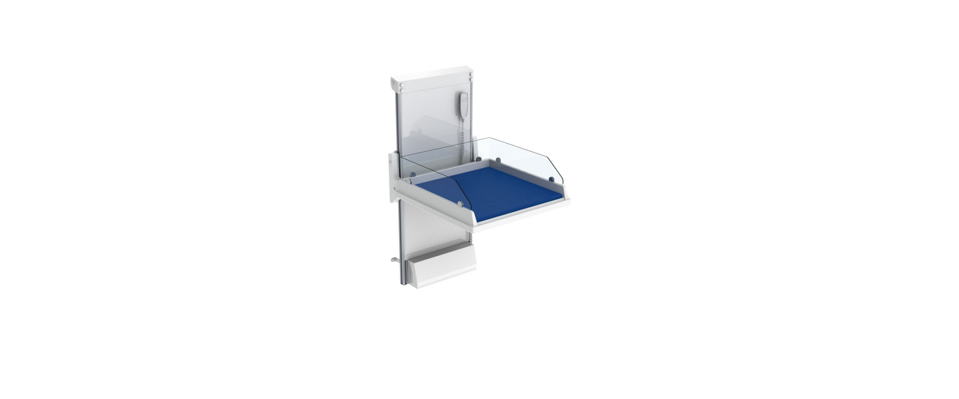 <b>Baby changing table 334 - Border height 20 cm</b>