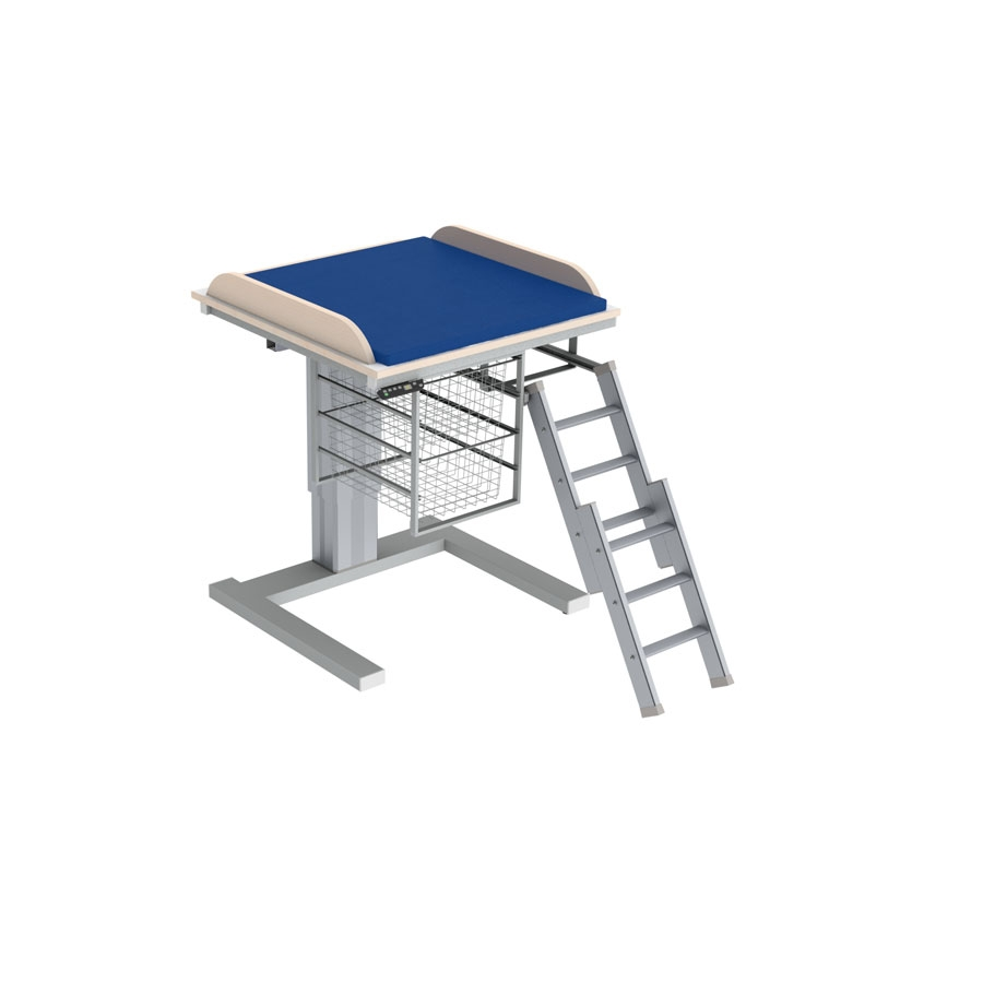 <b>Baby changing table 332 - Standard model</b>