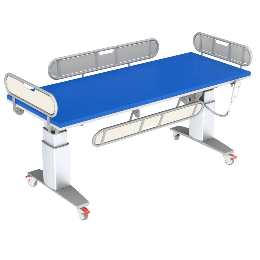 Nursing table 345 - incl. end gates
