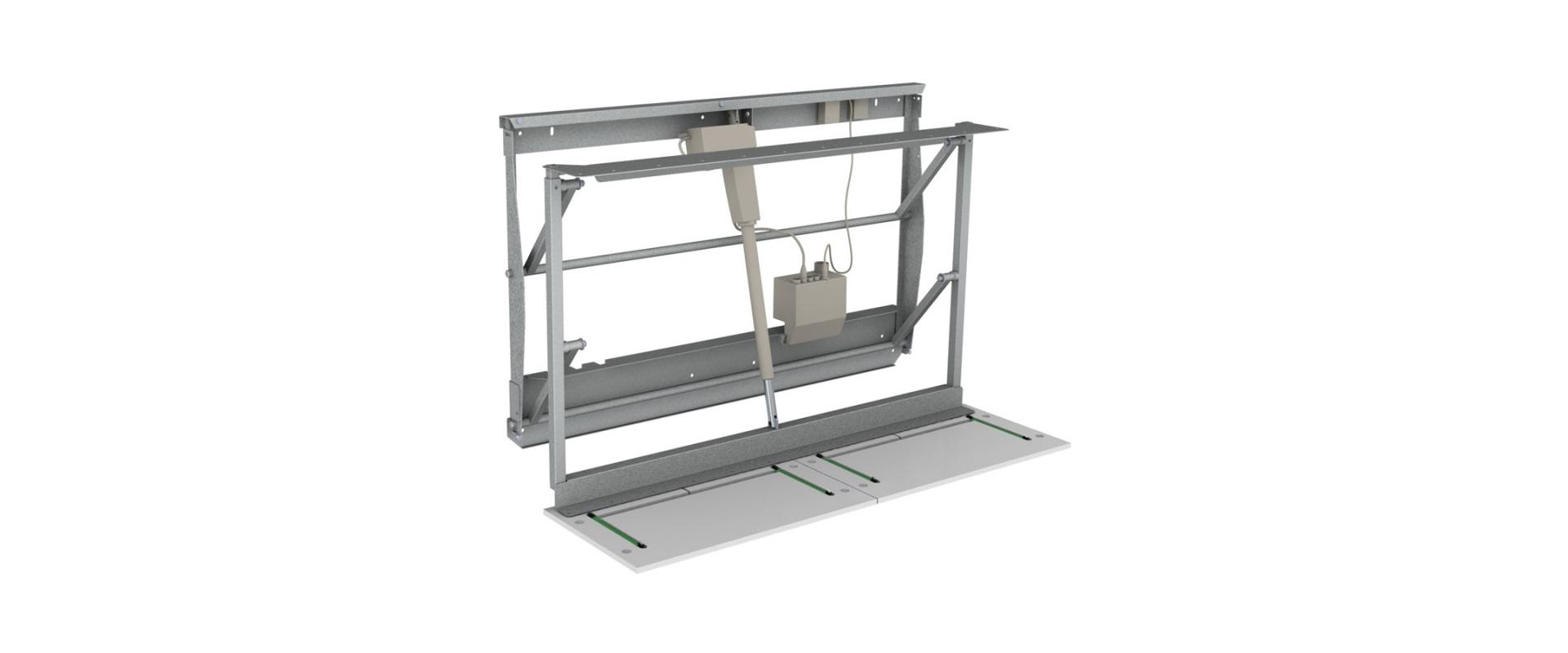 <b>DIAGO 504 - för väggskåp bredd 120-180 cm</b>