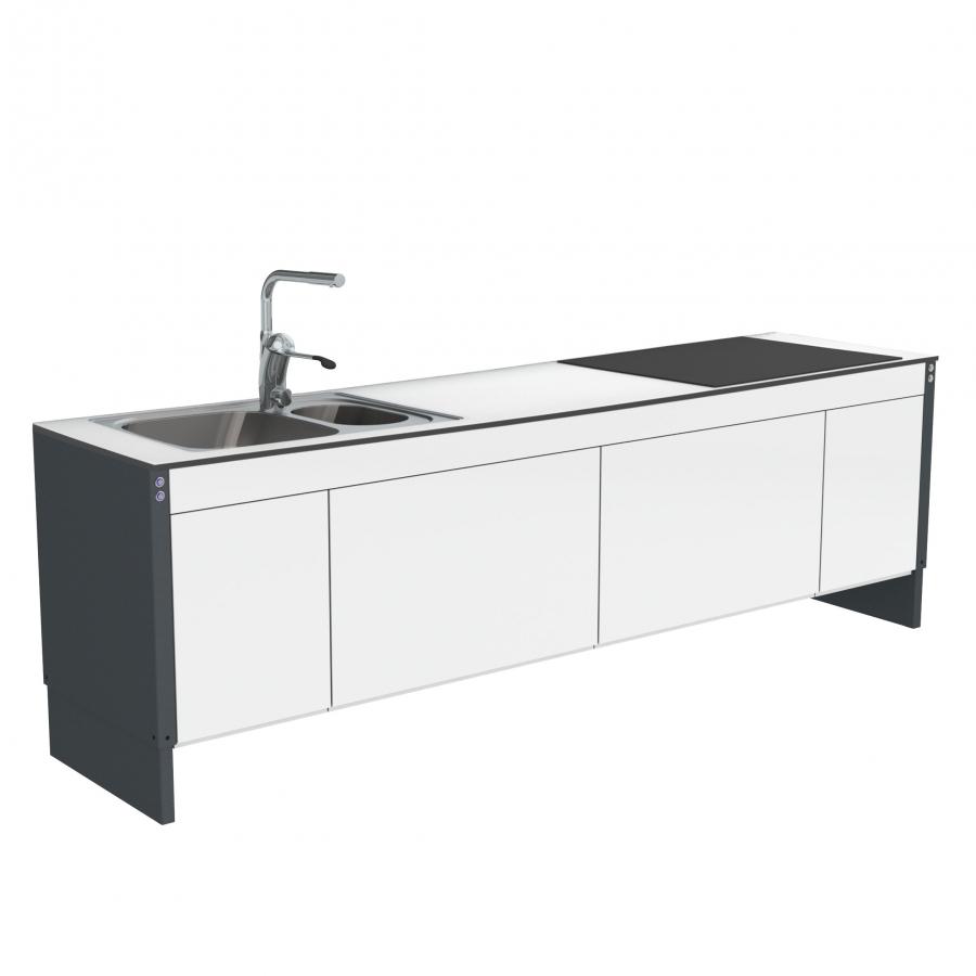 Sidelift 6400 Kombimodul Granberg ES20S4