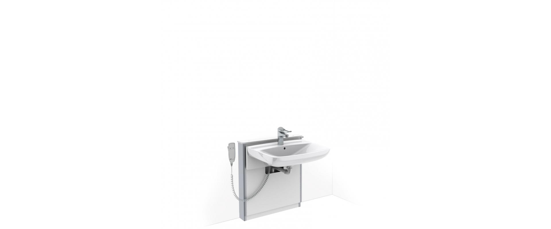 <b>Tvättställsmodul BASICLINE 415-11</b>