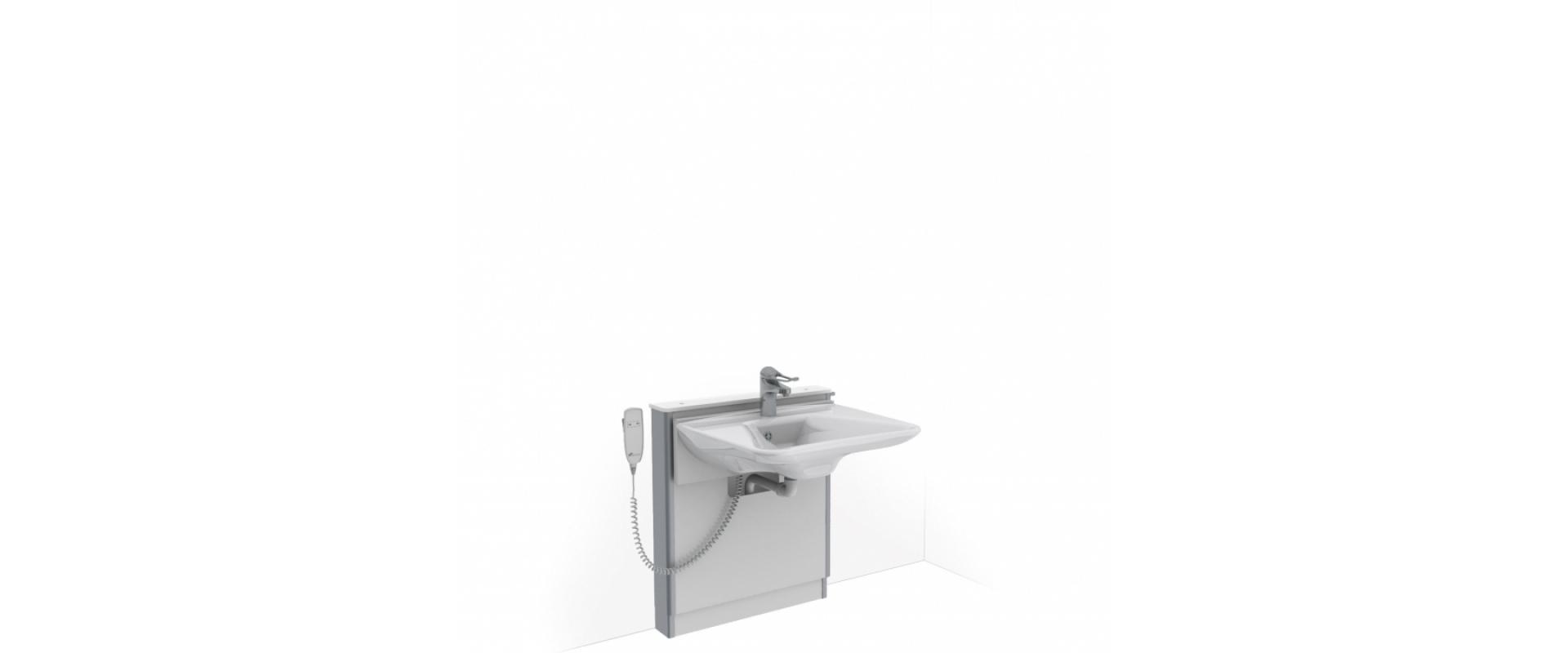 <b>Tvättställsmodul BASICLINE 415-01</b>