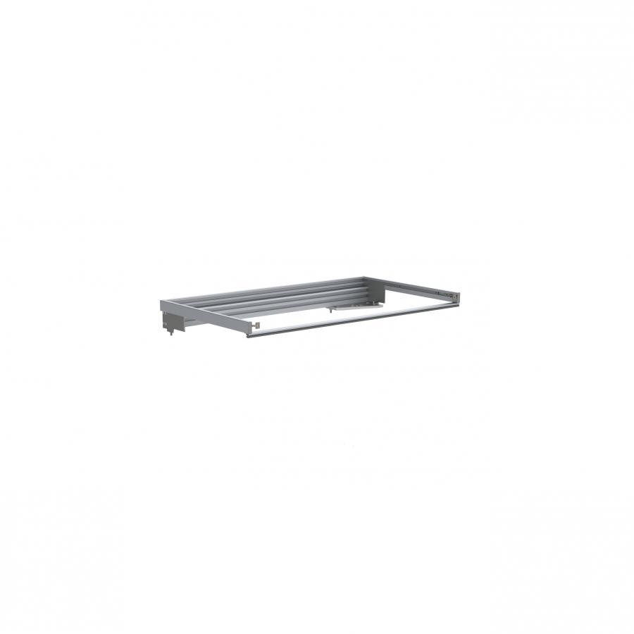 <b>Bänkplan Baselift / Manulift för 40 mm front - 59,0 - 100,0 cm</b>