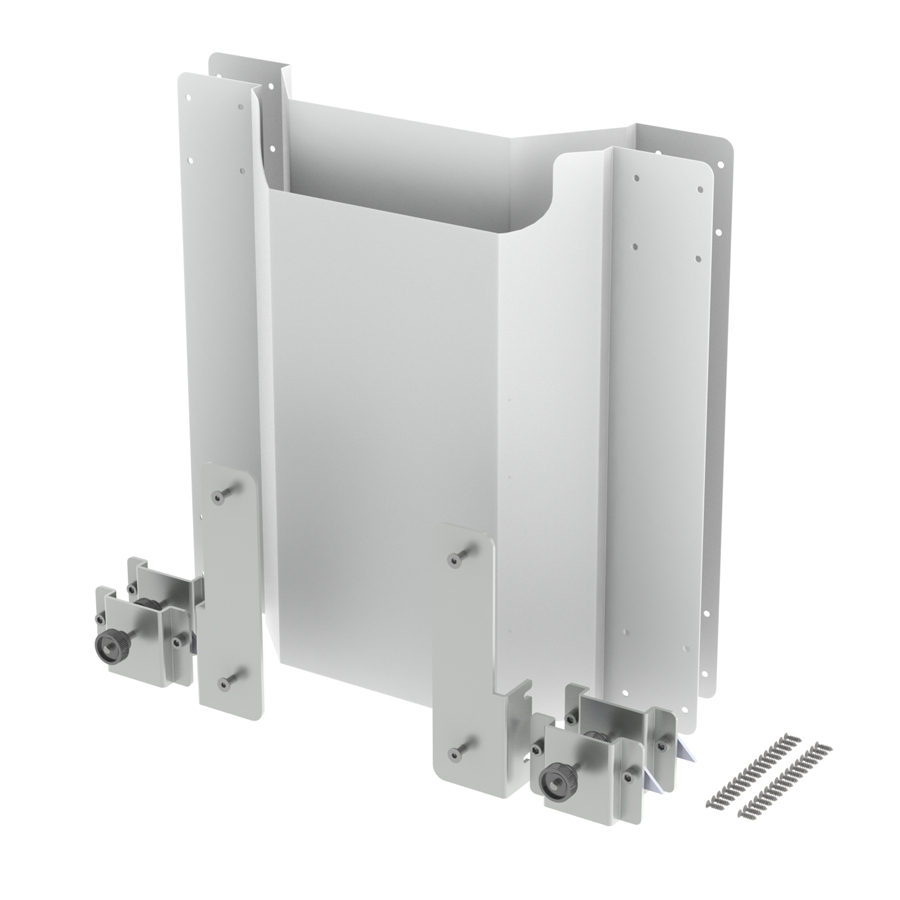 Fittings set for cover panels, Sidelift