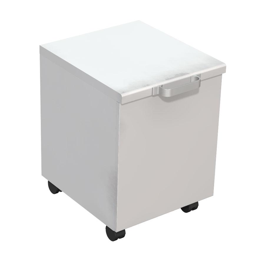 Minibänkskåp - Sopsortering