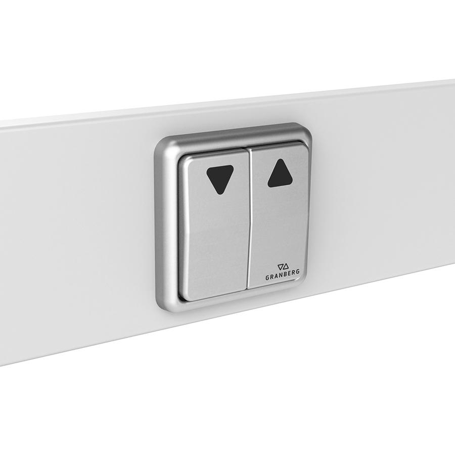 Control button, ALU-design