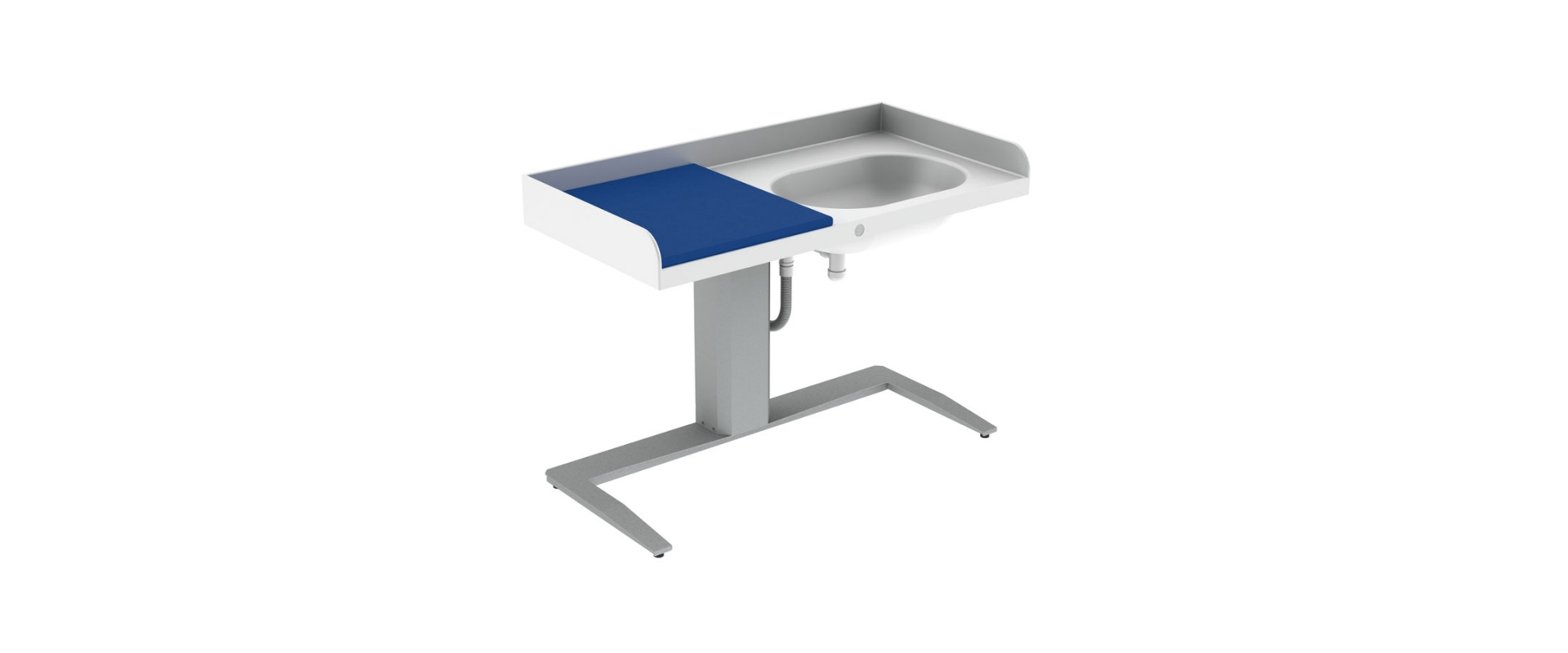 <b>Baby changing table 343 - right</b>