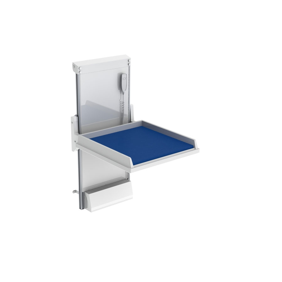 Changing table 334 - 80x80 cm