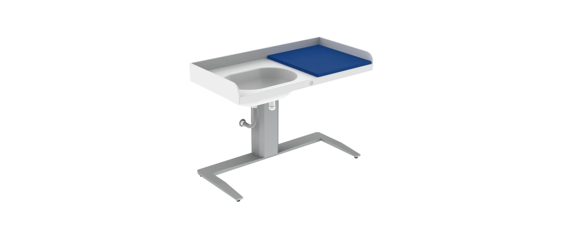 <b>Baby changing table 343 - left</b>