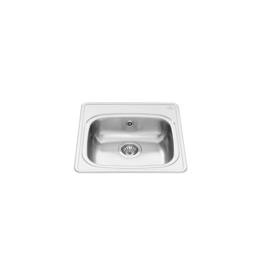 inset kitchen sink stainless steel - granberg esi 10 | inset sinks