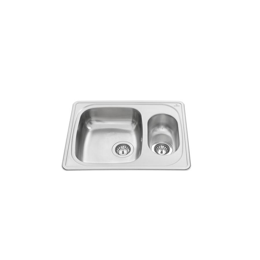 <b>Inset Kitchen Sink ES20 - 61.6 cm</b>
