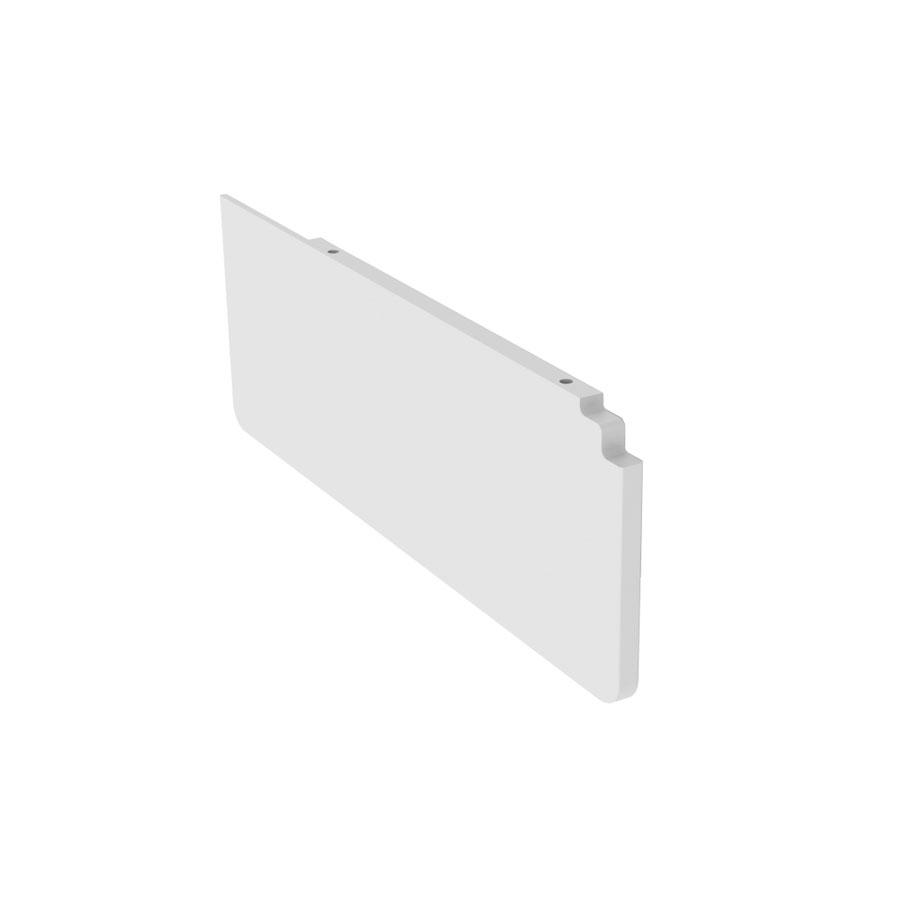 Safety panel, short end - Baselift 6300