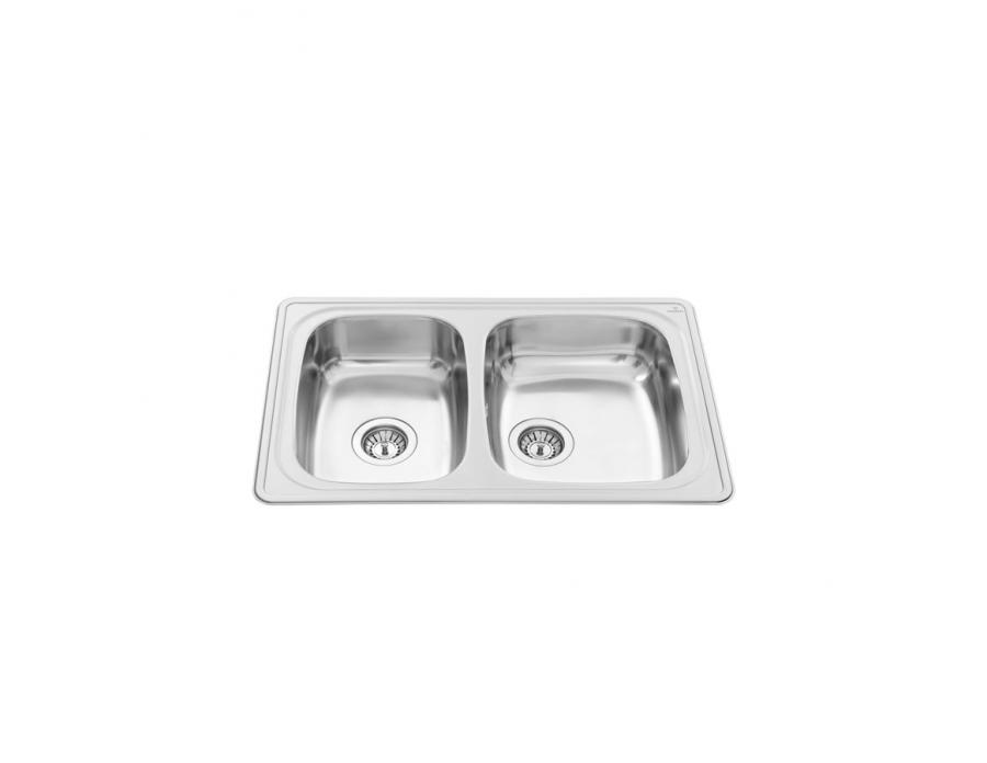 Wonderful Inset Kitchen Sink Stainless Steel Granberg Esi 12 Sinks
