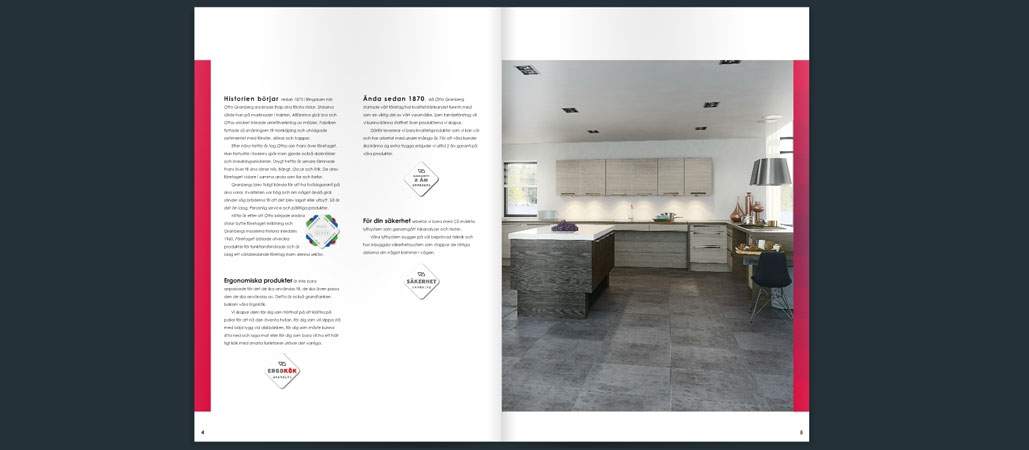 Take a look in our kitchen catalog