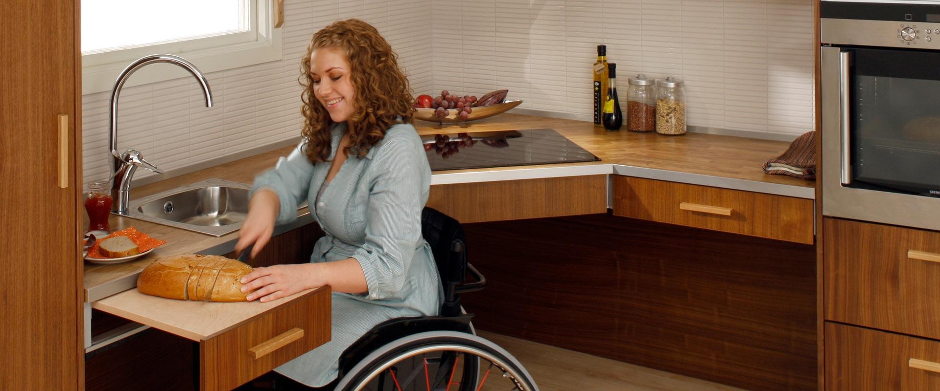 Warum sollte Ihre Küche barrierefrei sein?