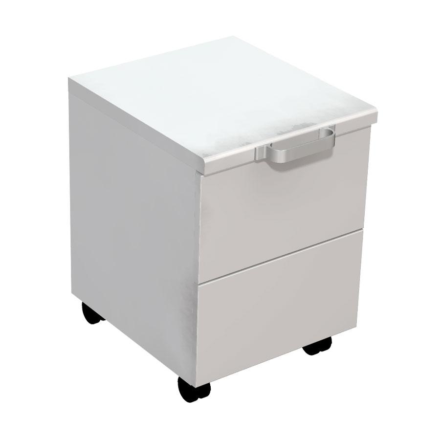 Minibänkskåp - Två lådor