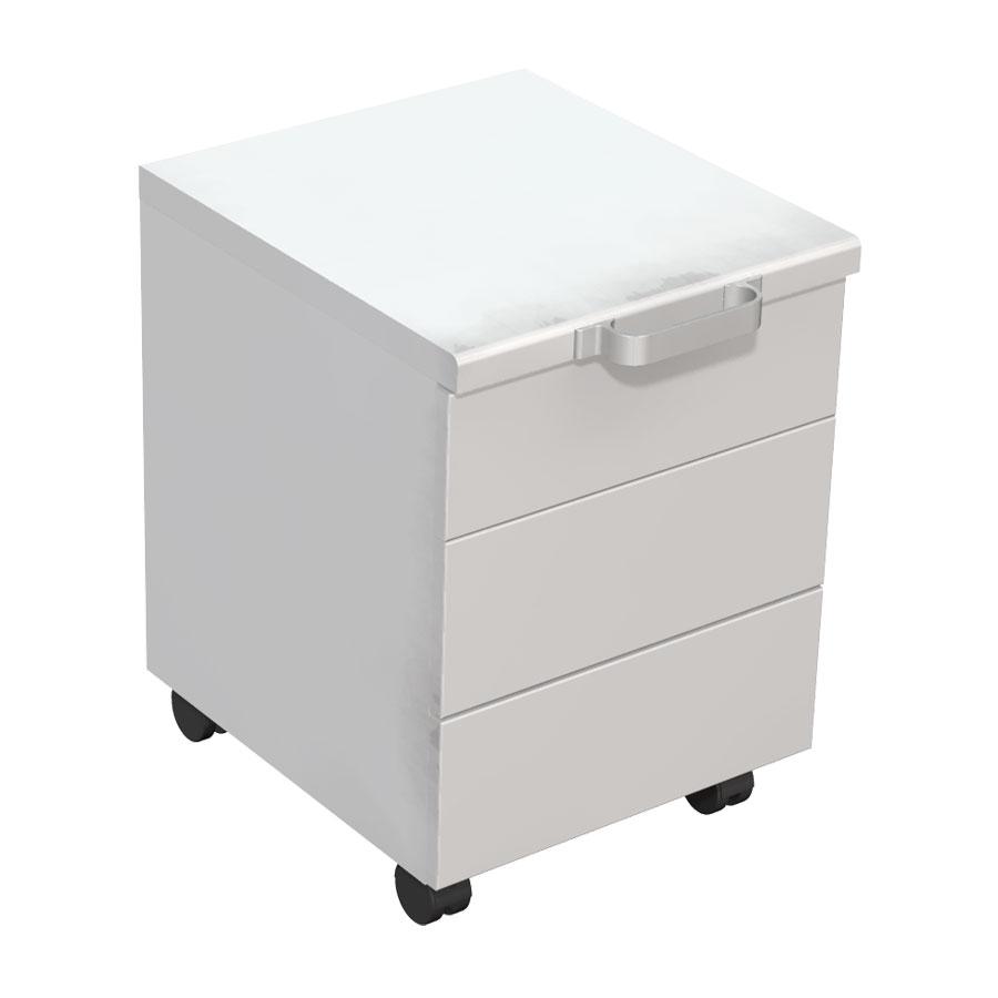 Minibänkskåp - Tre lådor