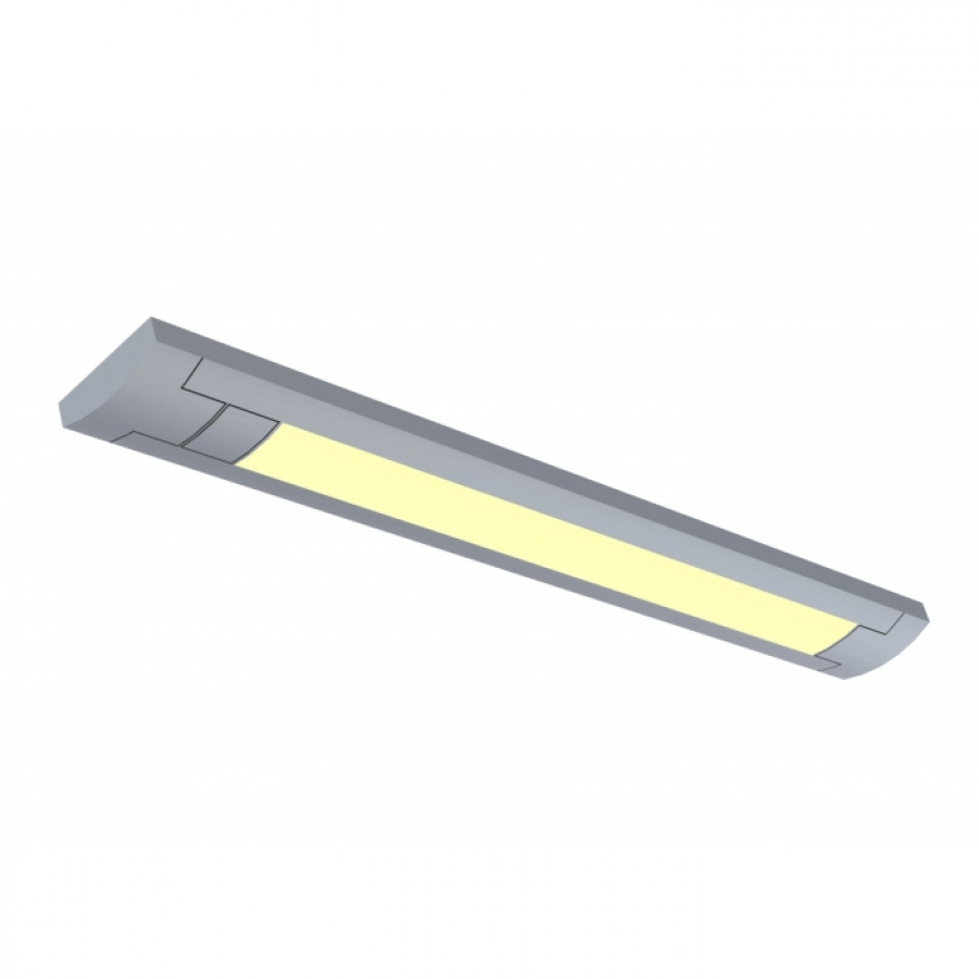 LED Belysningsramp