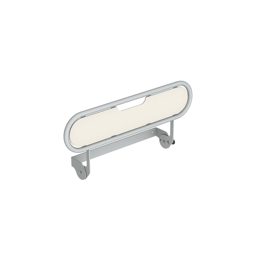 Folding gate end - Care 345
