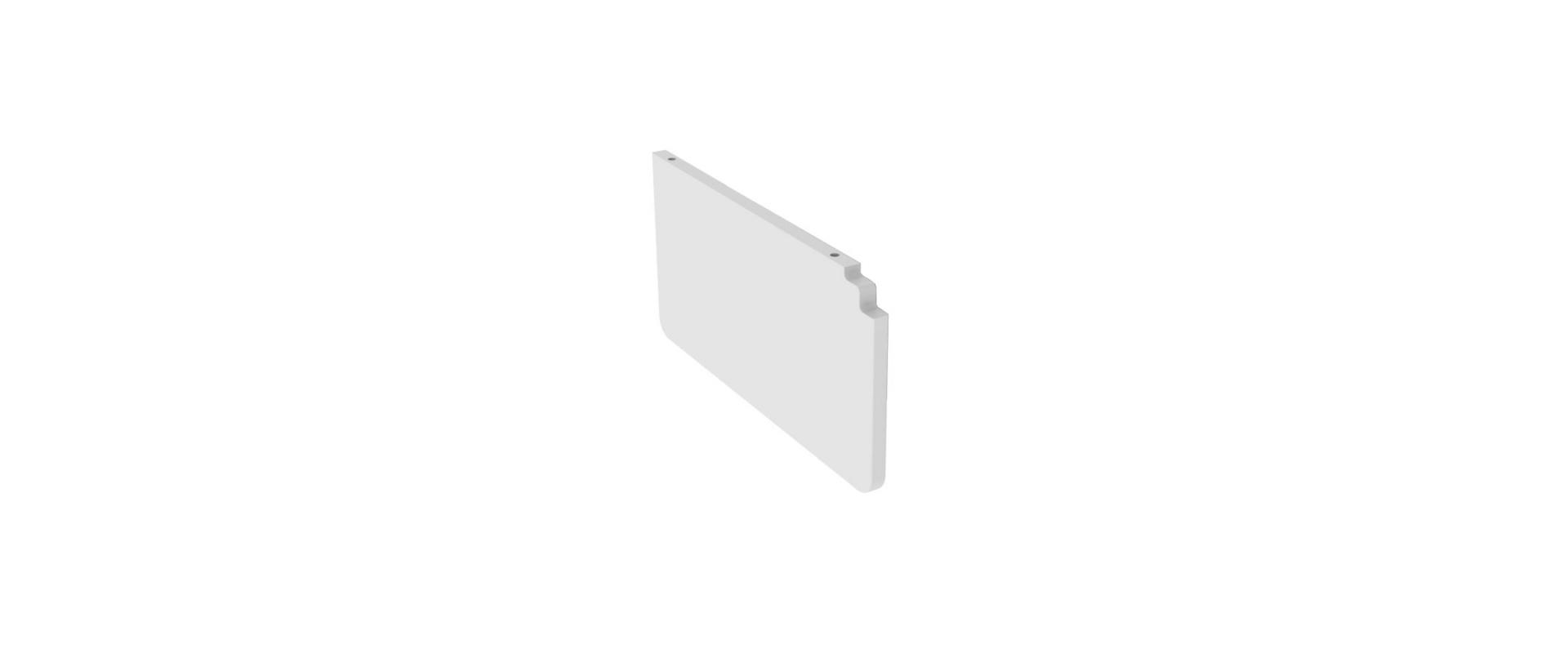 Panneau de sécurité latéral, pour un élévateur avec un panneau de couverture, Baselift 6300