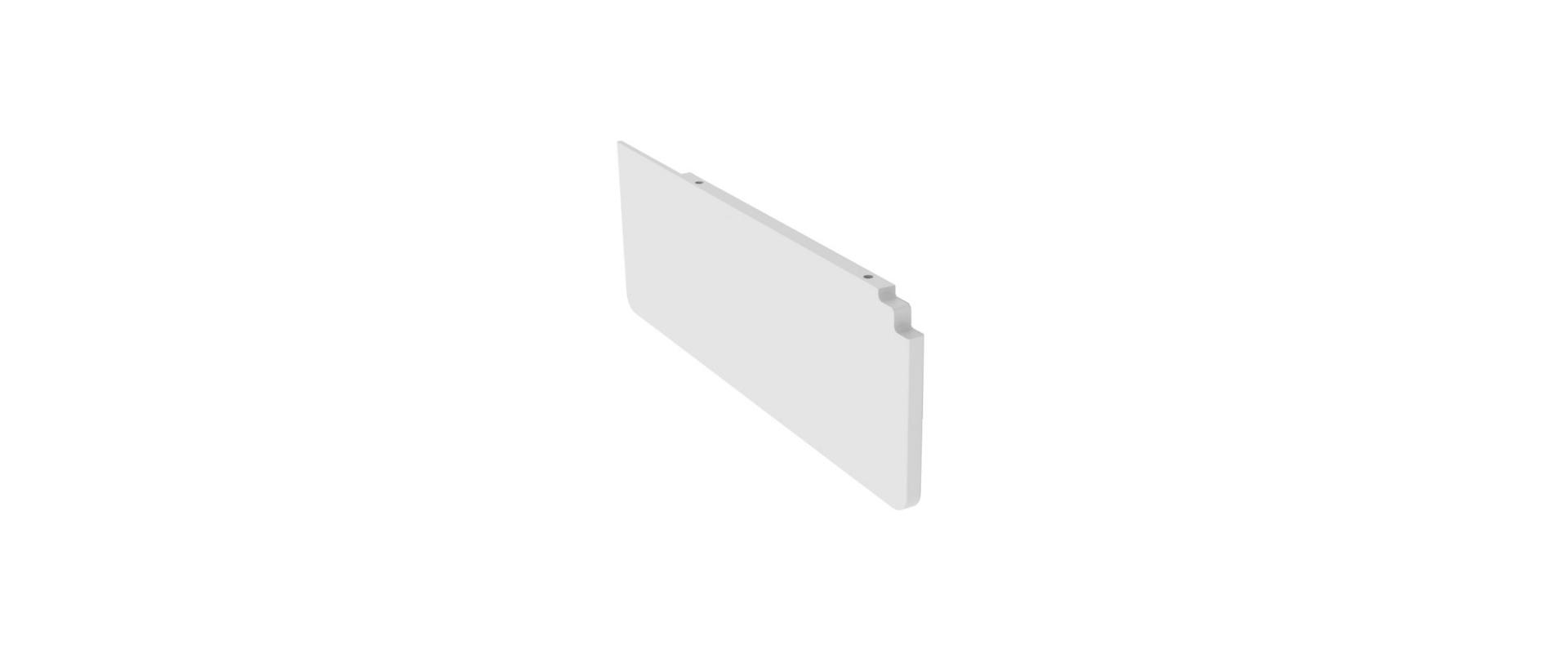 Panneau de sécurité latéral, pour un élévateur sans un panneau de couverture, Baselift 6300