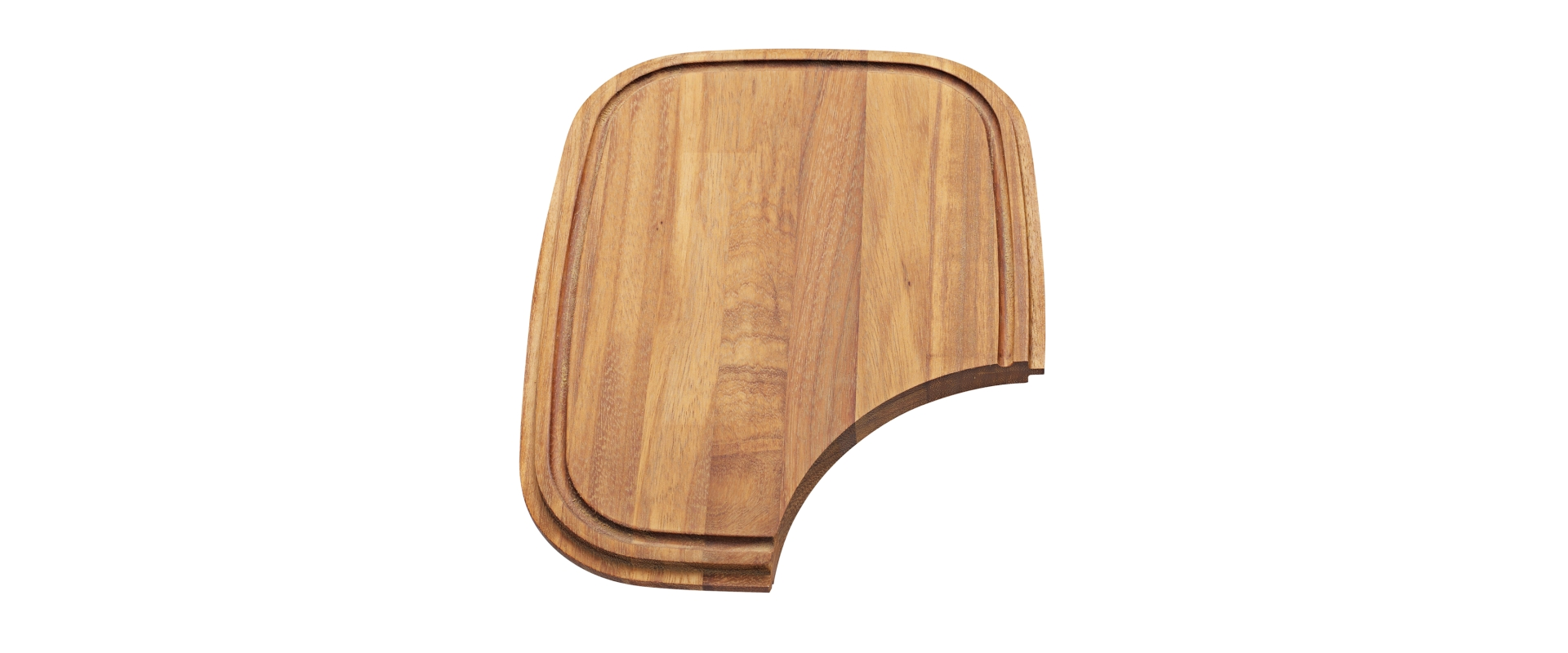 Chopping board for sink bowl 293x400 mm