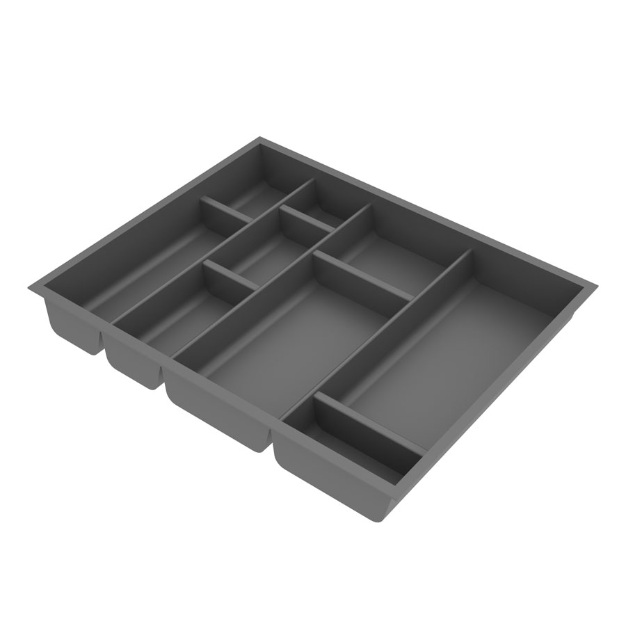 Cutlery compartment for inner drawer