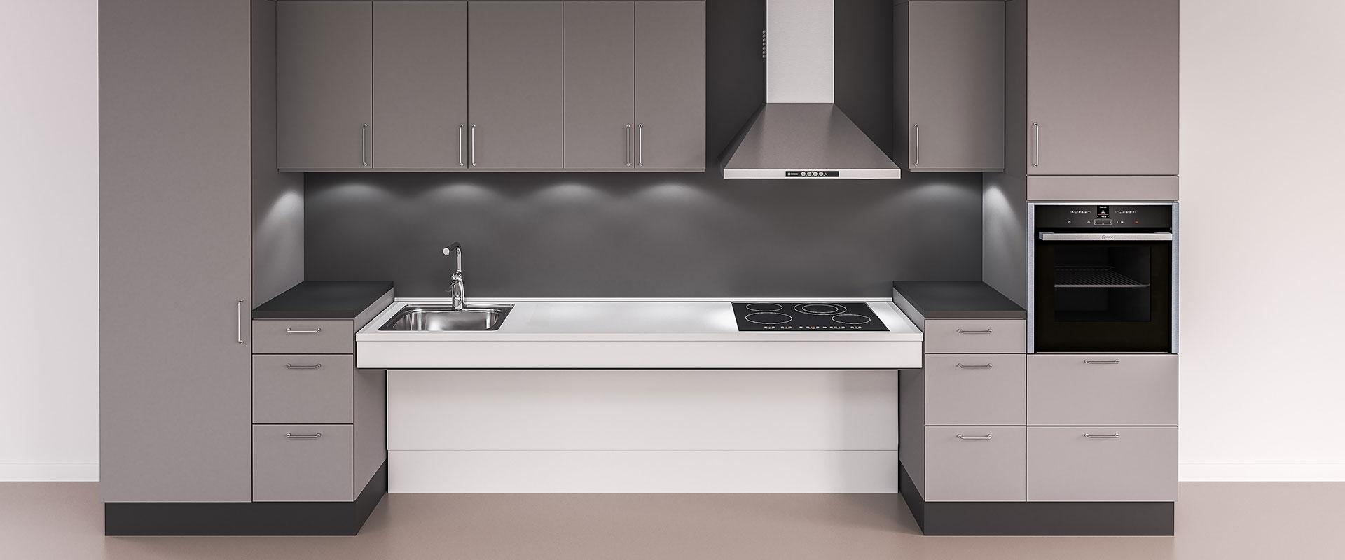 Combi Kitchen module Granberg ES11S4