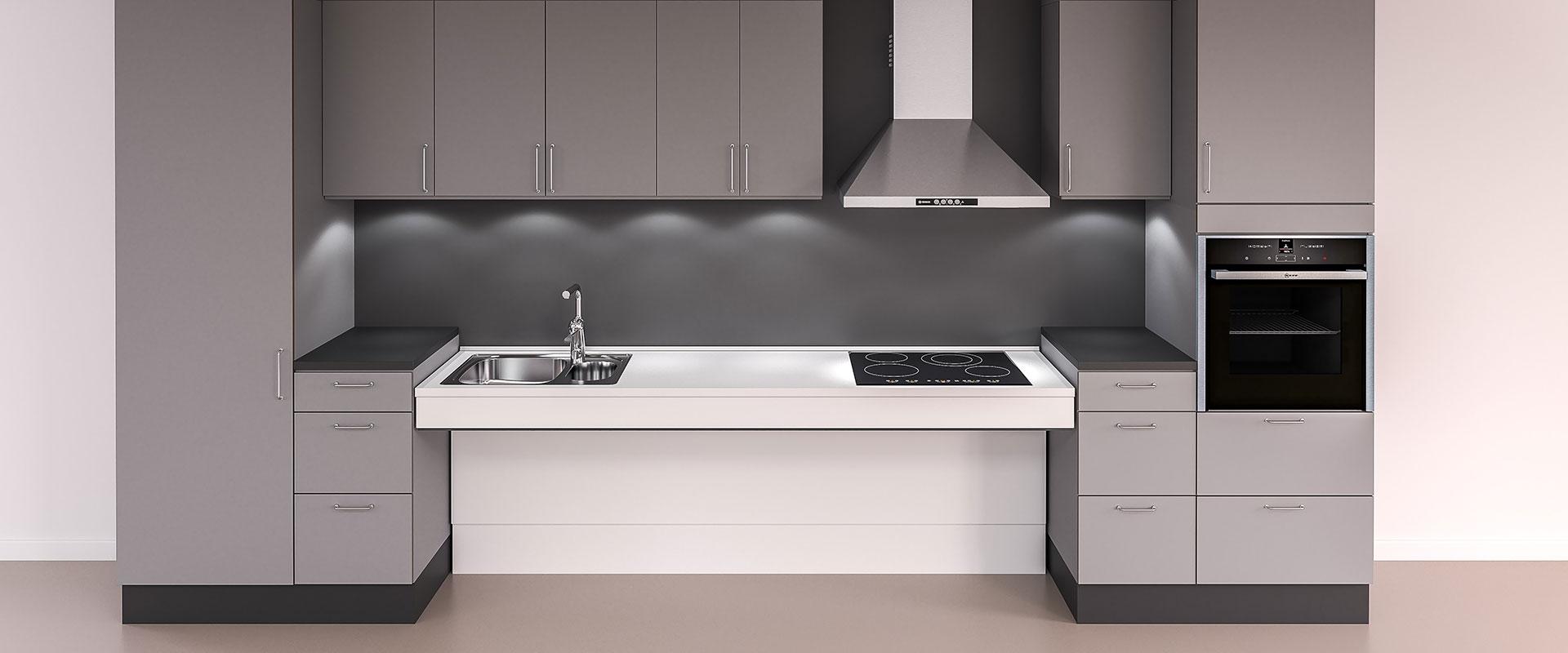 Combi Kitchen module Granberg ES20S4