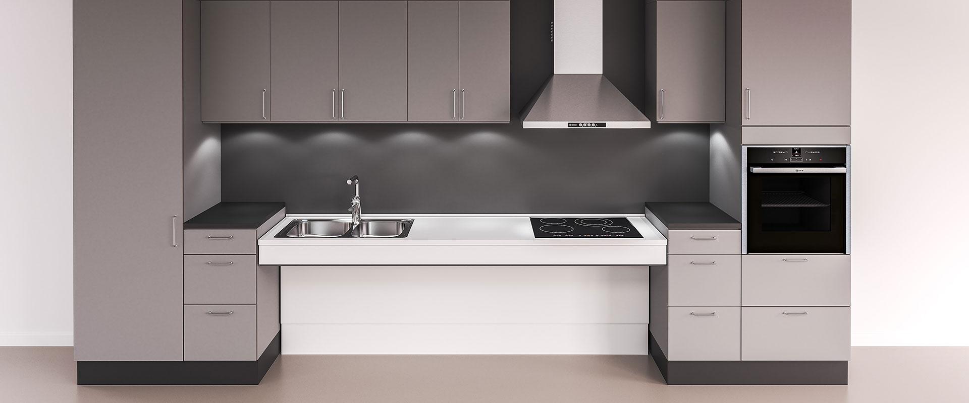 Combi Kitchen module Granberg ES30S4