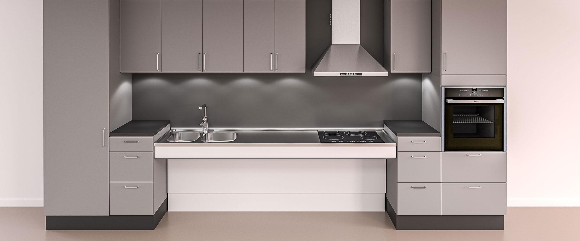 Combi Kitchen module Granberg ESHS4