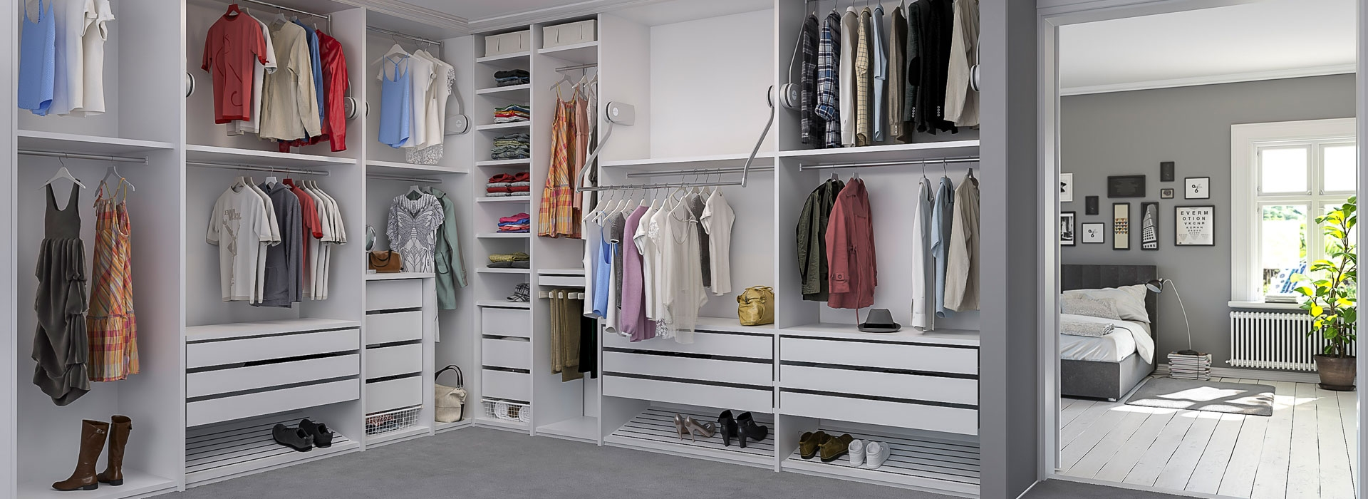 <h2>Electric Wardrobe Lift</h2>